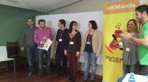 Startup Weekend Murcia Ganadores