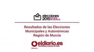 24M en directo. Resultados Elecciones Región de Murcia